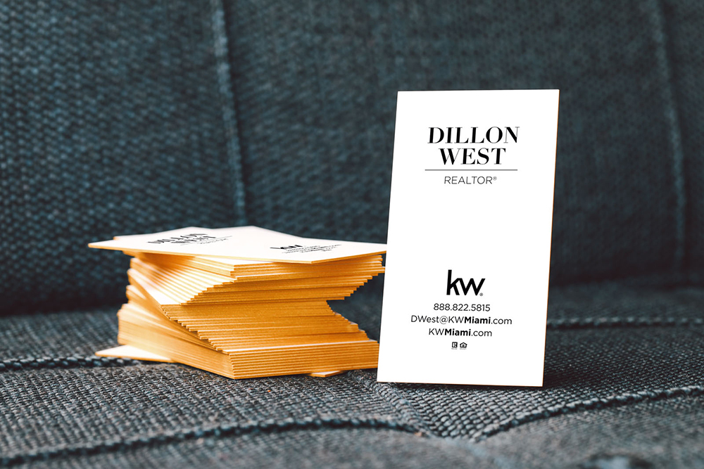 Business cards are an extension of you and your brand. Find out out tips on how to design an effective business card.