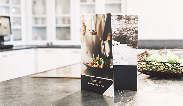Printing business folders can help organize materials and sell sheets that are required during business conferences, seminars, and corporate events efficiently.