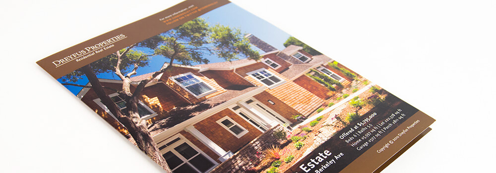 Custom printed sell sheets can be very effective when trying to engage with consumers about a product or service. These sheets can present a large amount of information in a small space when designed well. Let us help you design an effective sell sheet.