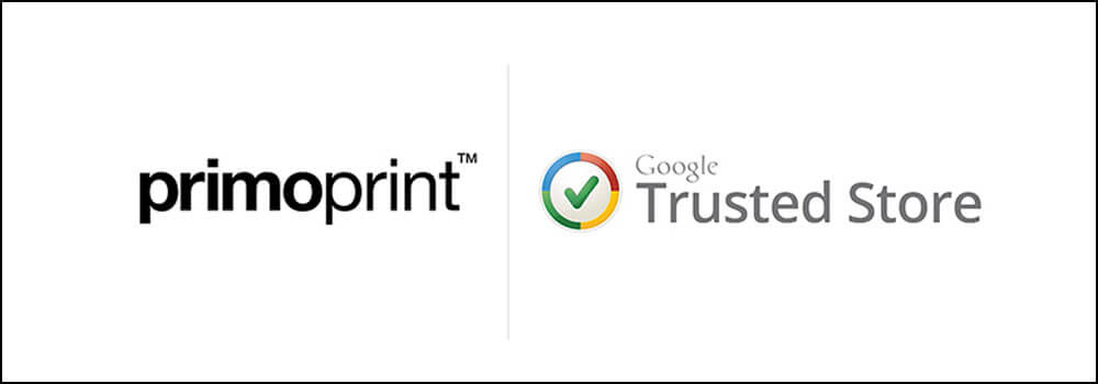 We are dedicated to make sure every product printed is high quality and perfect for you! Not only do we have a remarkable quality assurance team to assist you, we are excited to announce that we are now backed by Google Trusted Store.