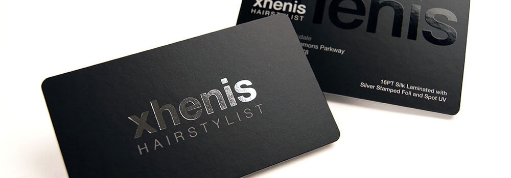 At Primo Print We Offer A Variety Of Business Cards To Choose From Including Silk