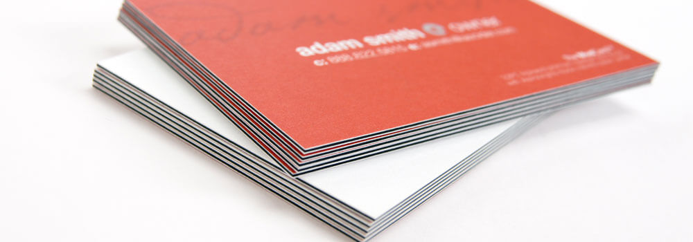 Primo Print offers a large selection of premium business cards.
