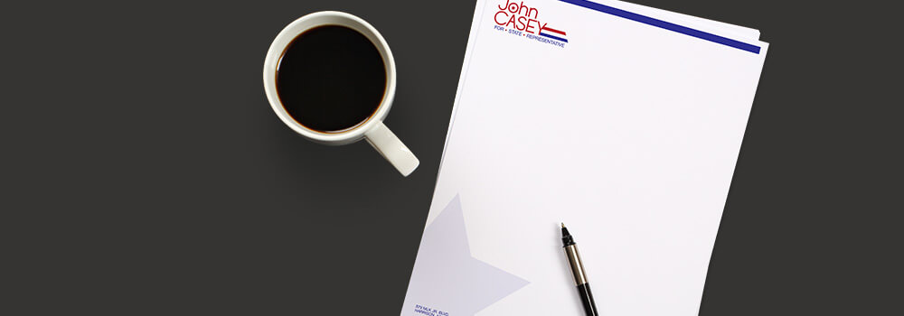Create a lasting first impressions with clients and enhance the image of your business by printing custom letterhead on high quality premium paper stock.