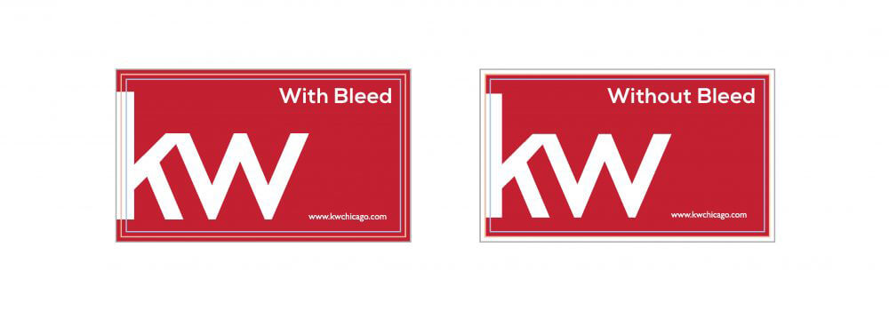 File Bleed is required for offset printing. This blog explains why.