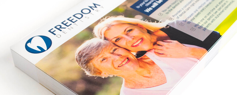 Postcards can help inform patients of your business, services, and products.