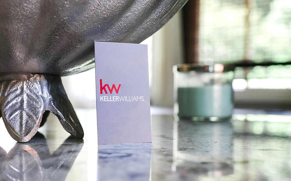 Premium Business Cards for Realtors. Select from Spot UV, Stamped Foil, 32PT thick and more.