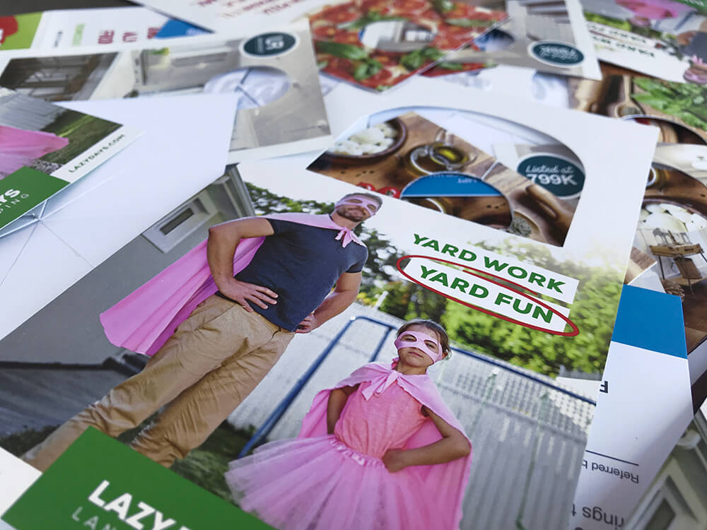 Door hanger printing - defining your audience is key to your promotion's success.