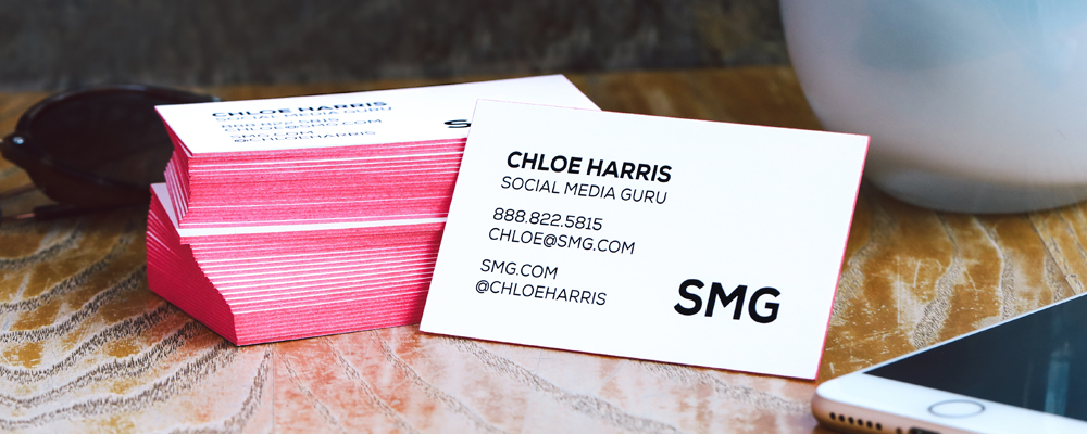Your custom business cards are an extension of your company, brand and the people behind it. Learn how to create a business card that enhances your credibility.