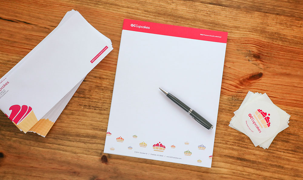 Printed letterhead and stationery is a great way to stand out in today's digital first world.