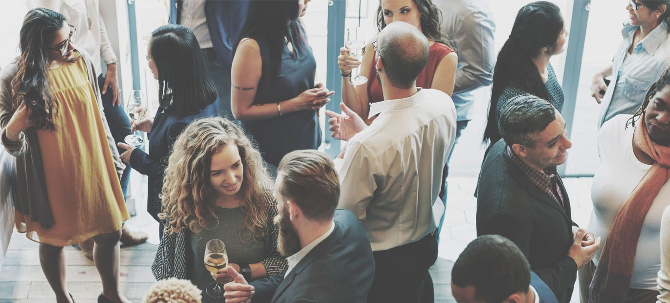 Tips to get the most out of your next networking event.