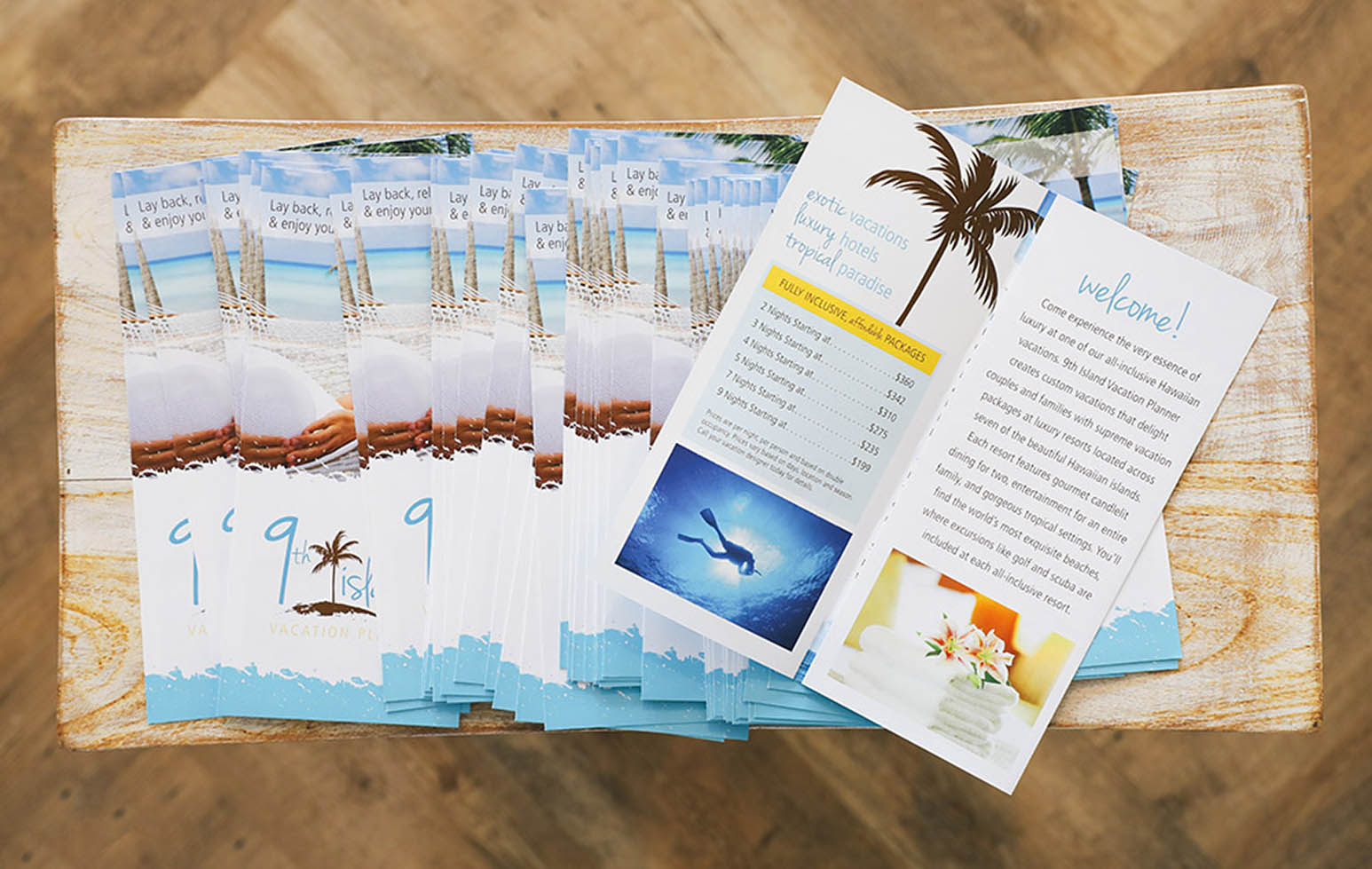 Business Brochures are tools to tell your brand's story. They are essential for showcasing products, services, and pricing.