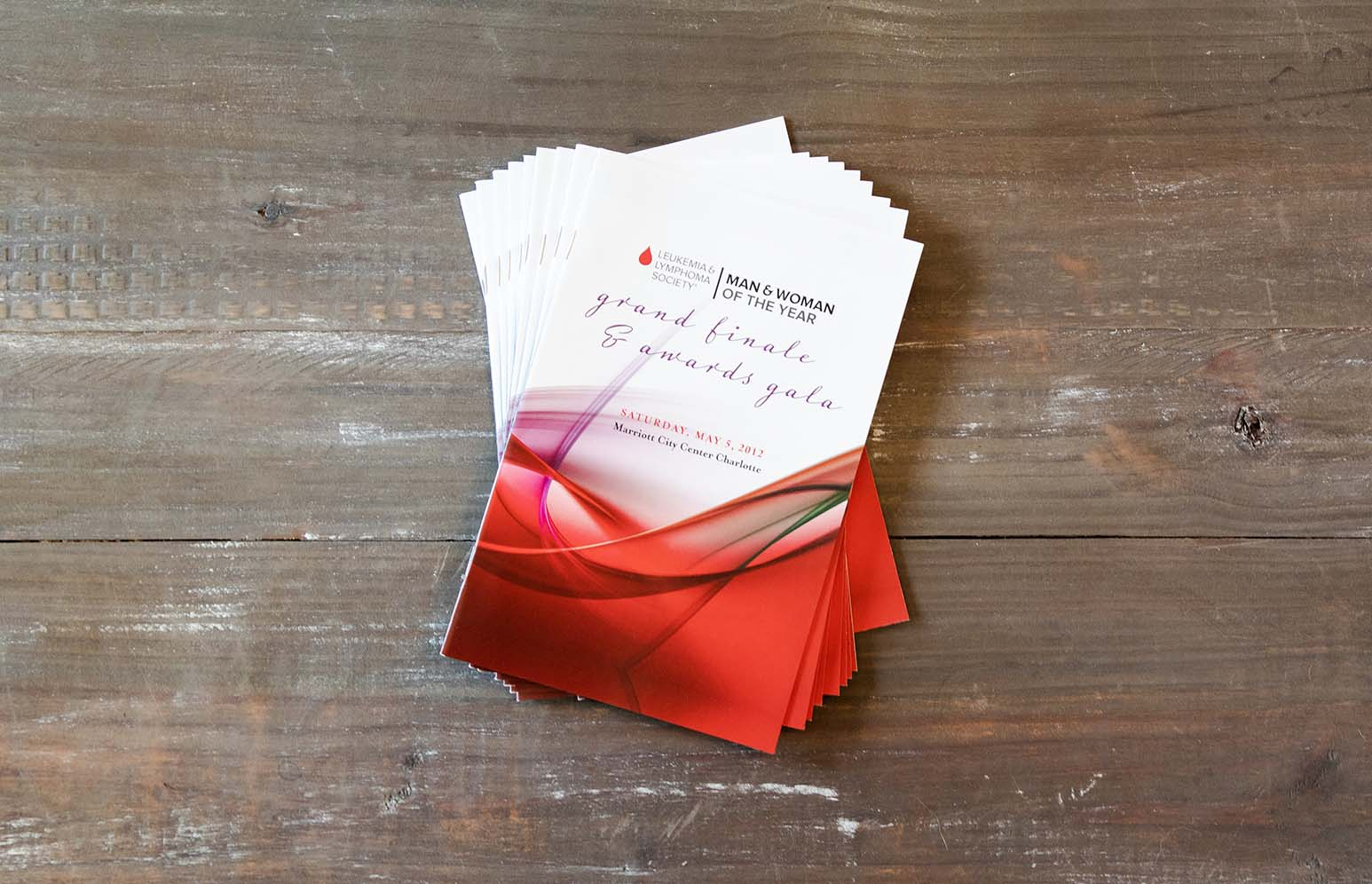 Booklets are great marketing tools. We offer saddle stitched (stapled) booklets with up to 72 pages.