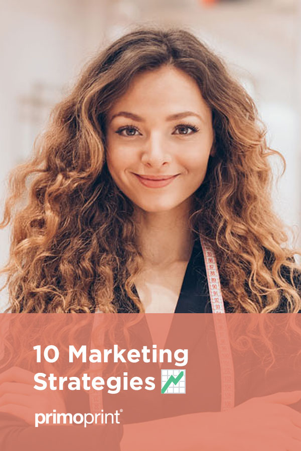 Here are 10 of the best tips we found for marketing your small business.