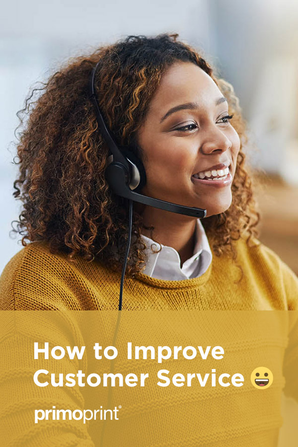 Here are several ways to begin the process on how to improve your custom service.
