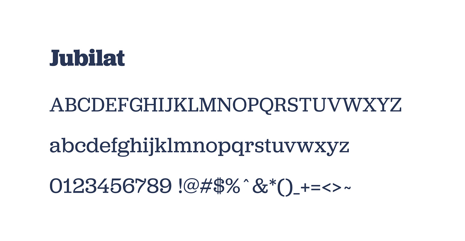 Fan of slab serif fonts? You'll love the collection available via Adobe Fonts.