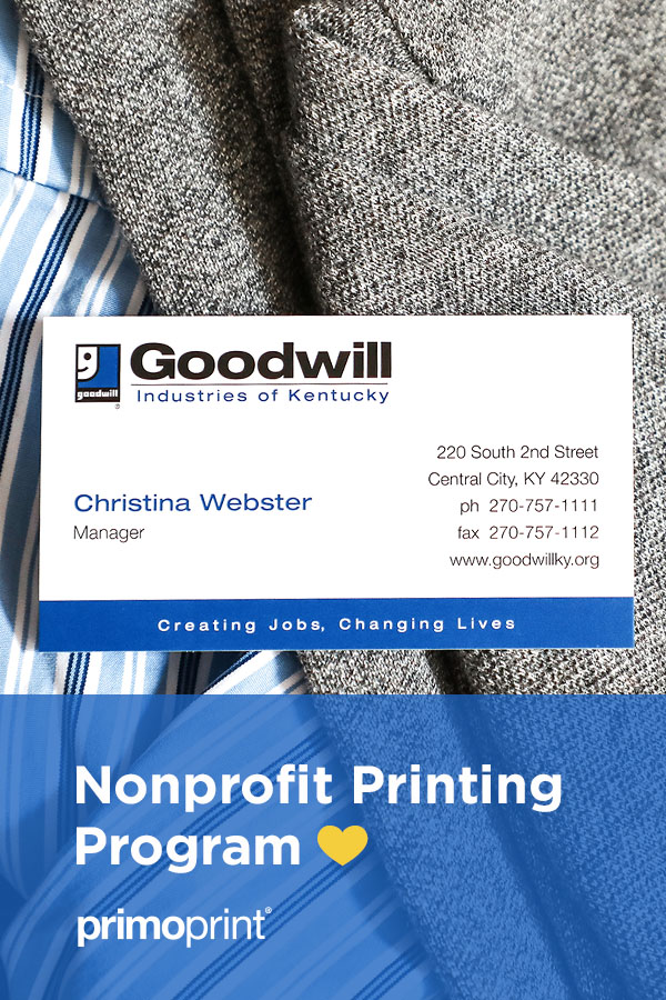 Primoprint has made it easy for you to purchase any of our products while saving money.