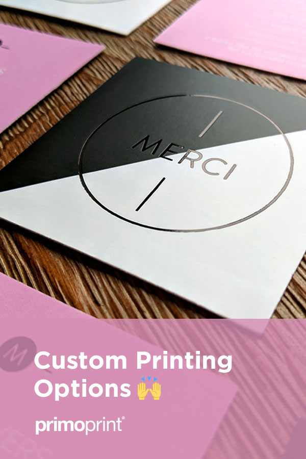 If you need to order a product not readily available on our site, fill out our custom orders form and if it's a project we're able to print, we'll follow back with a custom print quote.