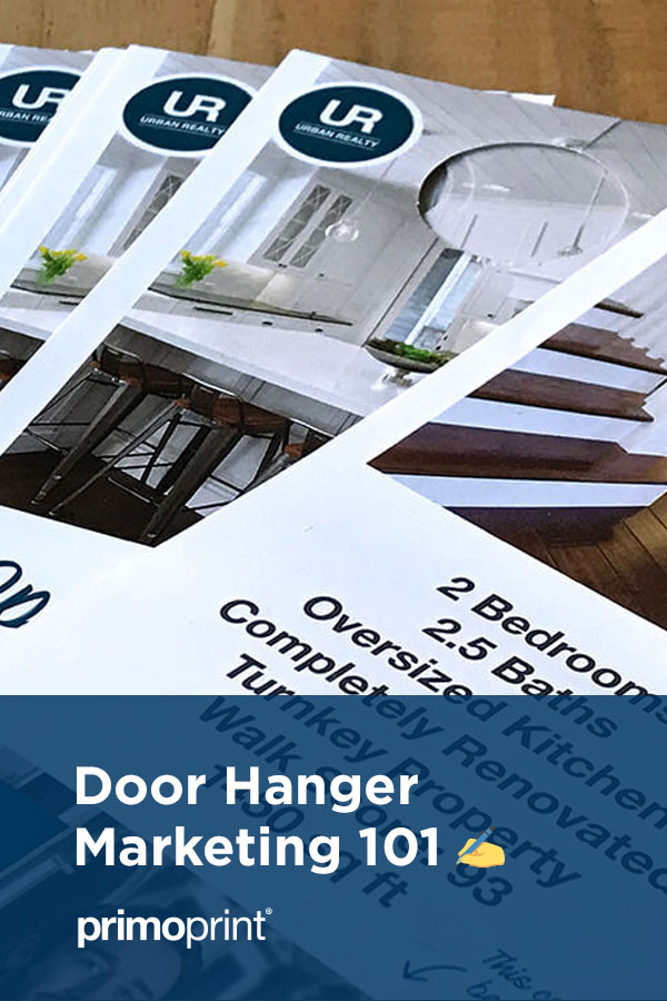 Printed door hangers continue to be a cost-effective marketing tool that is often ignored when marketing a business, product or service.