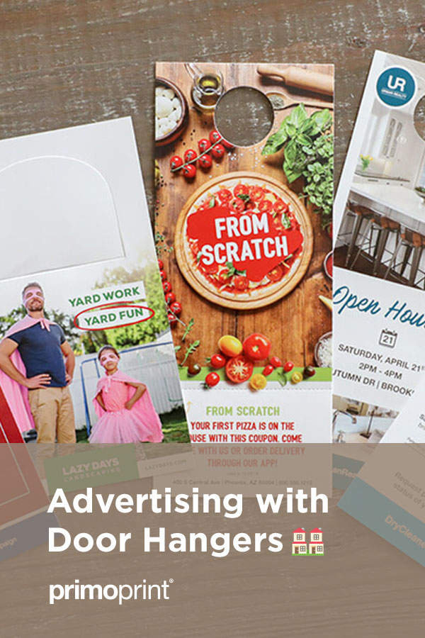 Door hanger marketing is one of the most straightforward and most cost-effective ways to put your brand and services in front of new potential clients.