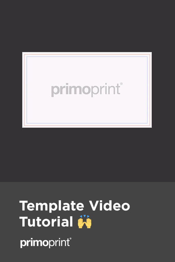 Learn how to use our print tutorials and the importance of bleed, live, and trim.