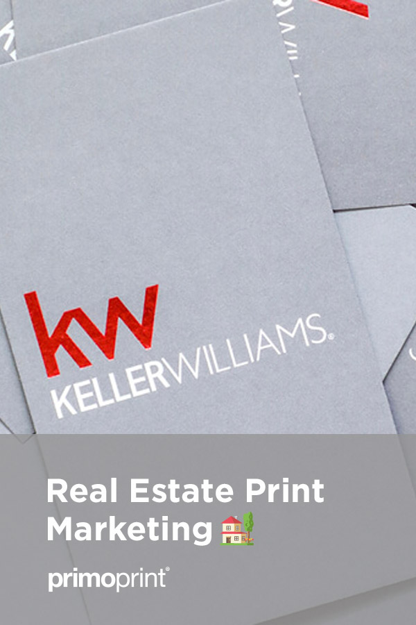 Realtor agents should look into some of the following real estate print materials to increase traffic to their businesses, including realtor business cards, brochures, real estate signs and Full-Service EDDM®.