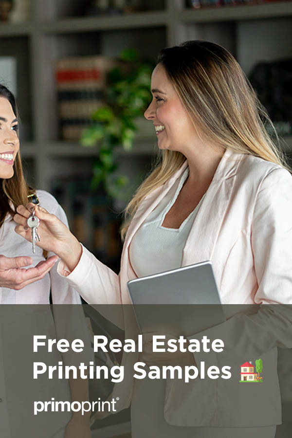 We've created a free sample pack specifically for the real estate industry for you to be able to see and feel the quality of our most popular products, stocks, and finishes for yourself.
