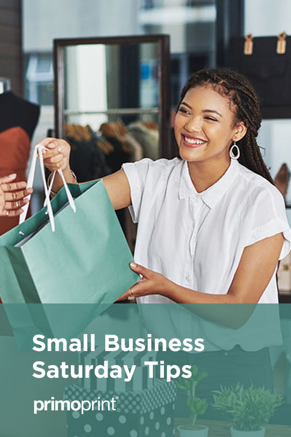 We've listed some helpful tips on how you can prepare for Small Business Saturday.