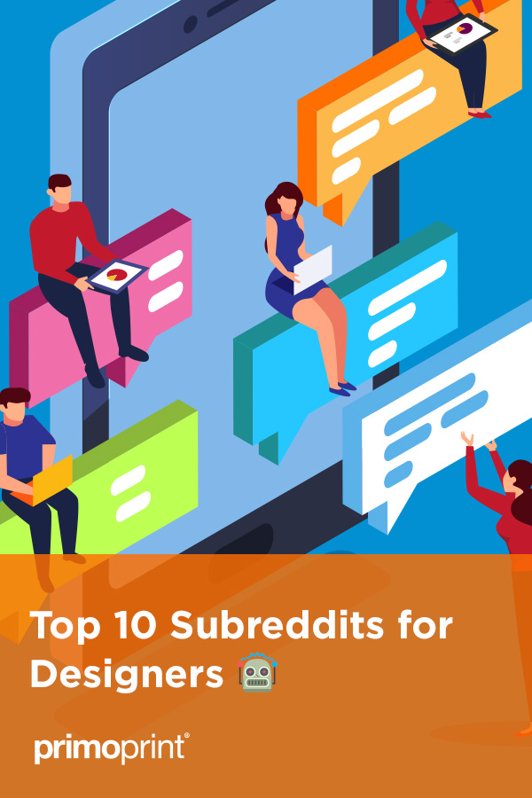 Here are 10 of the best design-focused subreddits to inspire your next design creation.