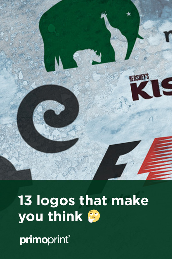 Some of the most famous logos were created to symbolize something much more than meets the eyes.