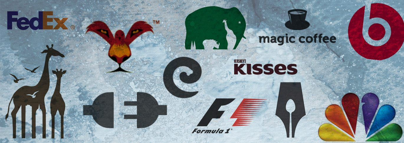Many of these logos you see every day and are well-known while others you may be experiencing for the first time.