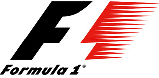 A previous version of the Formula 1 logo, created in 1987 by London based design studio Carter Wong, makes great use of the negative space.