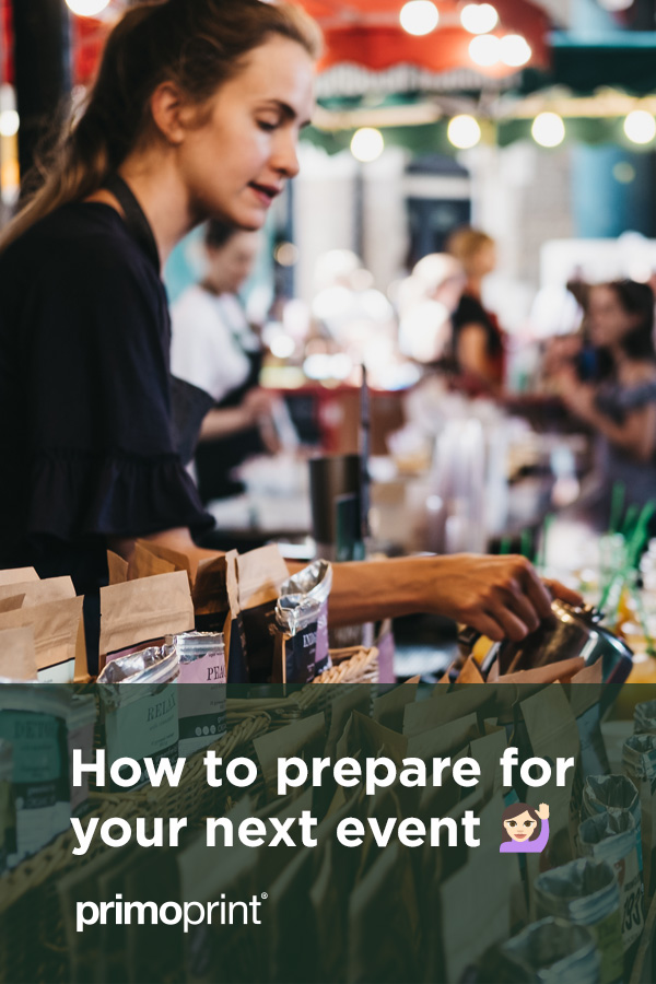 Whether attending a farmers market, concert, we've listed some tips on how to prepare for your next event.