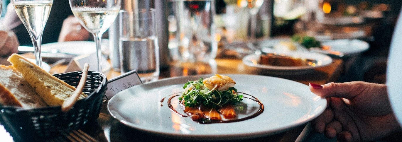 List of print products that can help market your restaurant.