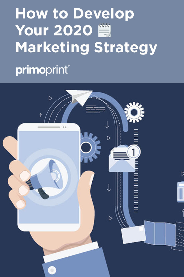 What will your marketing strategy look like in 2020? With 2019 coming to an end, it's time to work on your 2020 marketing plan. Here are tips to help you have a successful year!