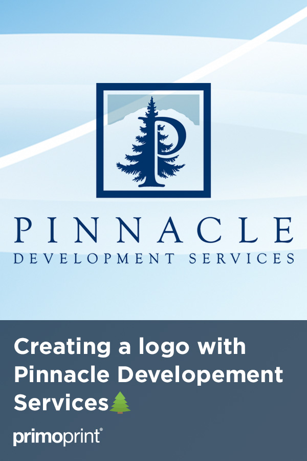 Pinnacle Development Services was in need of a new custom logo. Our in-house designer, Kelly, walks you through the entire logo design process.