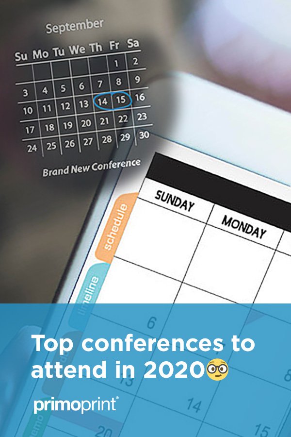 With so many marketing, branding, and graphic design conferences to choose from, we've listed the best conferences to attend for 2020.