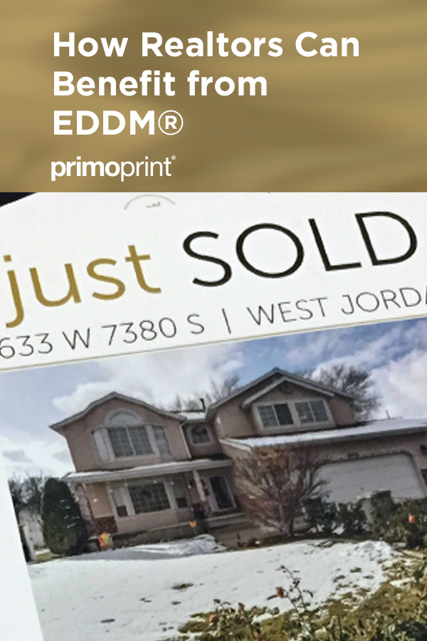 EDDM® Postcards continue to be an effective tool for any business including Realtors