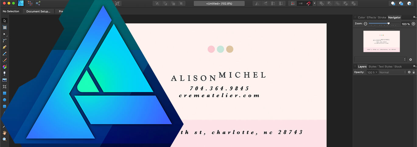 Affinity Designer: How to Create and Export Print-Ready Vector Files