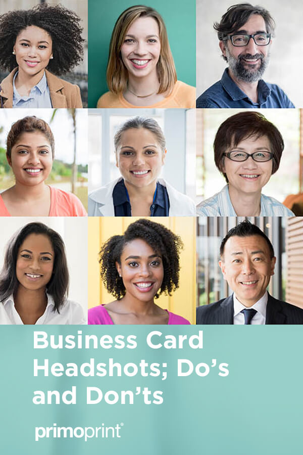 Not sure how to take the best headshot to include on your business card? We've listed six tips on how to have a business card with a headshot.