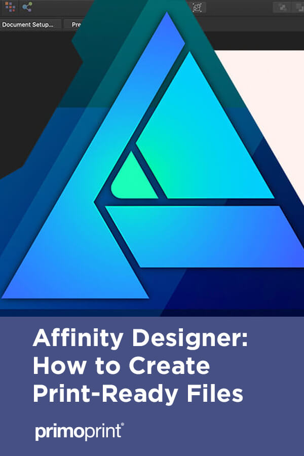 Affinity Designer is an alternative to Adobe Photoshop and Adobe Illustrator. We'll discuss how to create and export print-ready files in Affinity Designer.