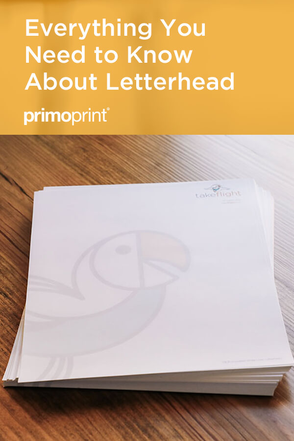 Whether you're a small business or large corporation, we'll look at six key components you need to include when designing your business letterhead.