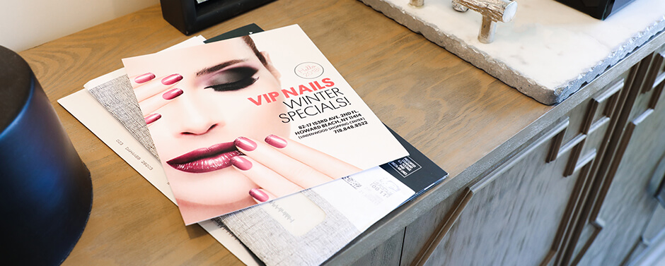 Reach customers with Direct Mail