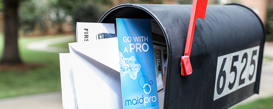 Reach new customers with Direct Mail