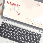 Download our free February mobile and desktop wallpapers.