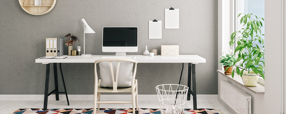 Learn how to create a dedicated work space.