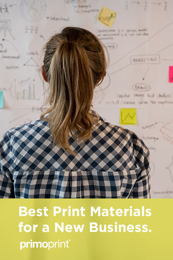 Regardless of the industry or market, the following marketing materials for your small business can be helpful. From business cards to brochures, we've listed the best products!