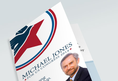 Political Brochures & Flyers