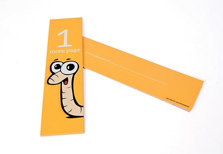 Custom Bookmark Printing - Quality 14PT or 16PT Stock | primoprint