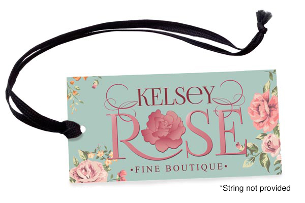 Custom Hang Tag Printing - Clothing, Jewelry, Gift Tags | Primoprint