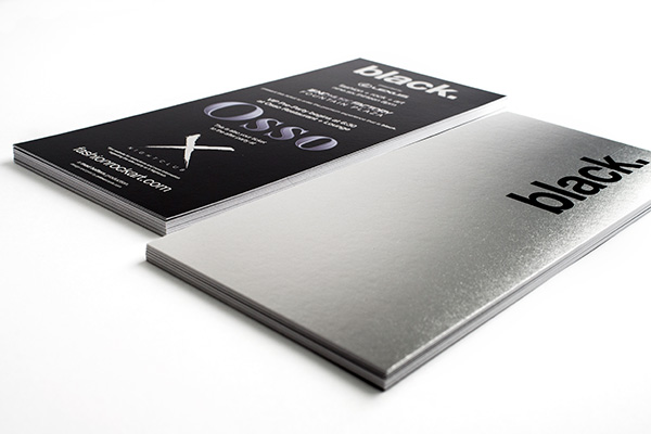 Glossy UV Coated w/ Inline Foil Postcards